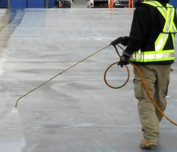 CONCRETE CURING SOLUTIONS