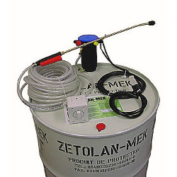 "MV7 ELECTRICAL ""airless"" SPRAYING PUMP"